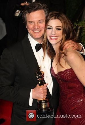 Colin Firth, Anne Hathaway and Vanity Fair