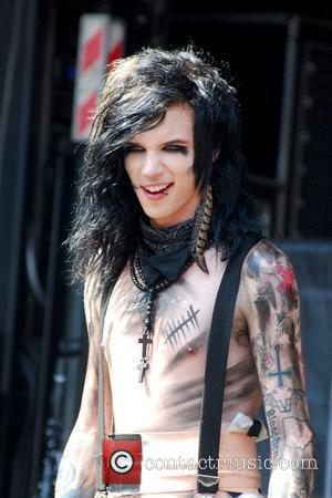Black Veil Brides 2011 Vans Warped Tour - Performances Milwaukee, Wisconsin - 20.07.11