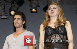 Hugh Dancy and Nina Arianda  Opening night of the Manhattan Theatre Club production of 'Venus In Fur' at the...