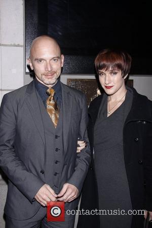 Michael Cerveris and Kimberly Kay  Opening night of the Manhattan Theatre Club production of 'Venus In Fur' at the...