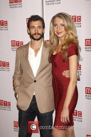Hugh Dancy and Nina Arianda Meet and greet with the cast and creative team of the Manhattan Theatre Club production...