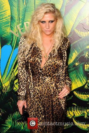 Kesha Versace for H&M Fashion Show and Party  New York City, USA - 08.11.11
