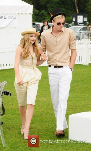 Chloe Moretz The Veuve Clicquot Gold cup final at Cowdray Park polo club - Arrivals  West Sussex, England -...