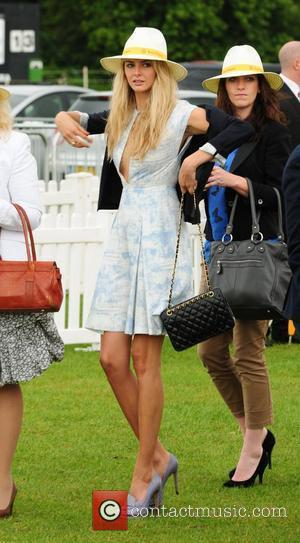 Tamsin Egerton The Veuve Clicquot Gold cup final at Cowdray Park polo club - Arrivals  West Sussex, England -...