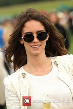 Jade Williams aka Sunday Girl The Veuve Clicquot Gold Cup Final at Cowdray Park Polo Club - Arrivals West Sussex,...