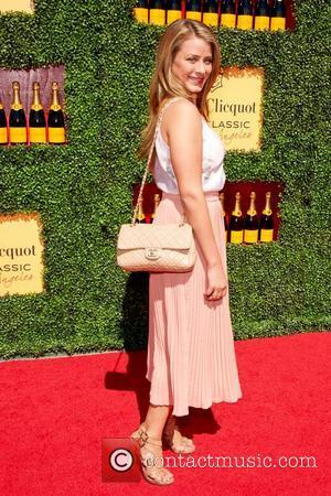 Lo Bosworth The Veuve Clicquot Polo Classic Los Angeles at Will Rogers State Historic Park - Arrivals Los Angeles, California...