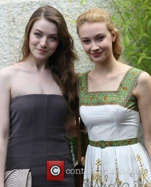 Sarah Bolger and Sarah Gadon