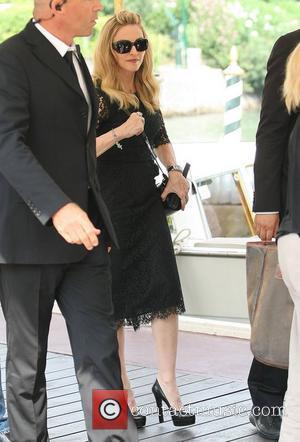Madonna Unveils New Movie In Venice