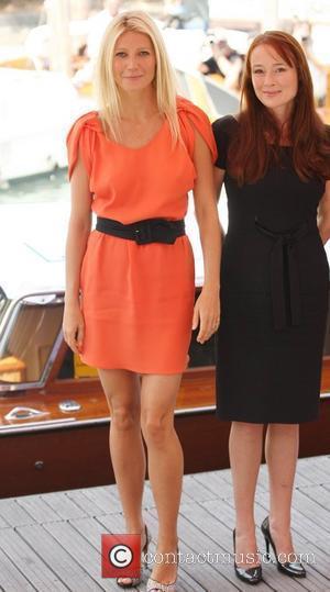 Gwyneth Paltrow and Jennifer Ehle
