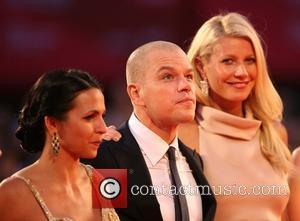 Matt Damon and Gwyneth Paltrow