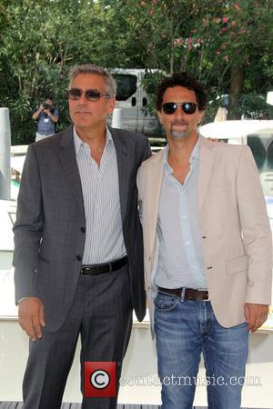 George Clooney, Grant Heslov, Venice Film Festival