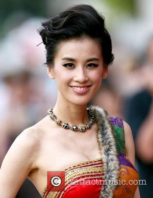 Bingbing Li 68th Venice Film Festival - Day 1 - 'The Ides of March' - Red Carpet  Venice, Italy...