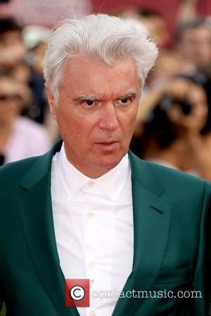 David Byrne 68th Venice Film Festival - Day 1 - 'The Ides of March' - Red Carpet  Venice, Italy...