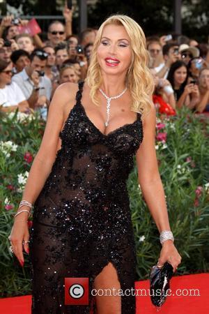 Valeria Marini 68th Venice Film Festival - Day 1 - 'The Ides of March' - Red Carpet  Venice, Italy...