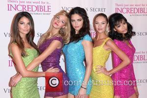 Erin Heatherton, Adriana Lima, Chanel, Iman and Victoria's Secret