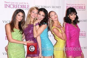 Erin Heatherton, Adriana Lima, Chanel, Iman and Victoria's Secret