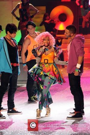 Nicki Minaj and Victoria's Secret