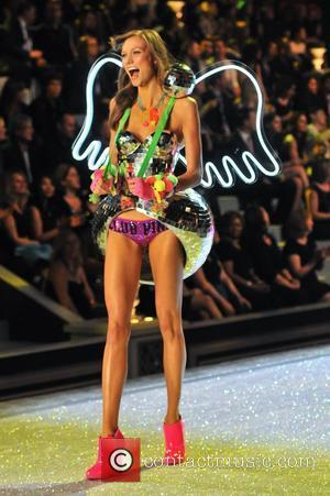 Karlie Kloss and Victoria's Secret