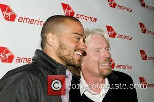 Richard Branson and Cabin Crew