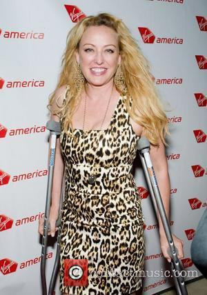 Virginia Madsen  Virgin Airlines Chicago Launch held at ROOF at The Wit Hotel  Virgin America breezed into Chicago...