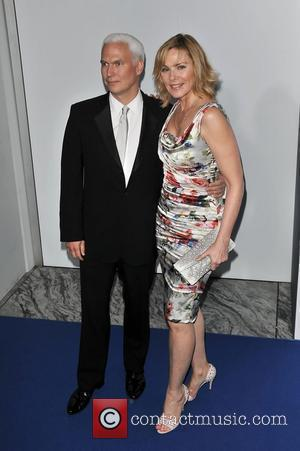 Kim Cattrall  The Launch Of The Partnership Between Volkswagen and MoMA - Arrivals  New York City, USA -...