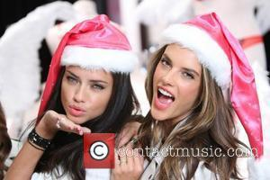 Adriana Lima, Alessandra Ambrosio and Victoria's Secret