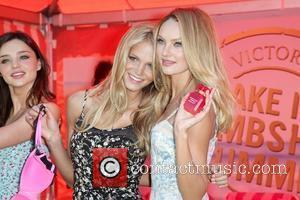 Miranda Kerr and Erin Heatherton