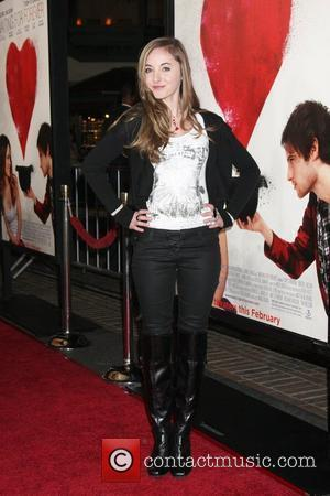 Rachel Fox  The premiere of 'Waiting For Forever' at The Pacific Theatres at the Grove - Arrivals Hollywood, California...