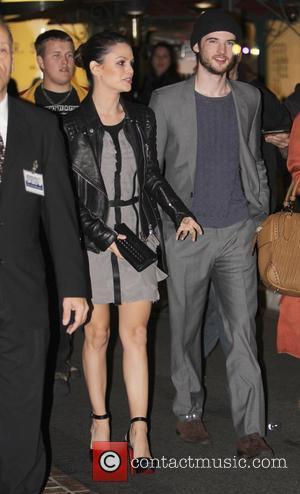 Rachel Bilson and Tom Sturridge