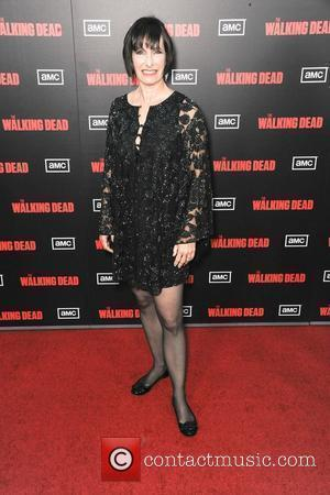 Gale Anne Hurd,  at the premiere of AMC's 'The Walking Dead' 2nd Season at LA Live Theaters. Los Angeles,...