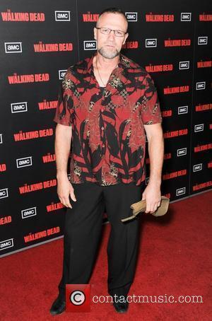 Michael Rooker  at the premiere of AMC's 'The Walking Dead' 2nd Season at LA Live Theaters Los Angeles, California...