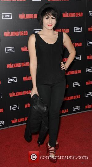 Scout Taylor-Compton at the premiere of AMC's 'The Walking Dead' 2nd Season at LA Live Theaters Los Angeles, California -...