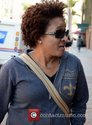 Wanda Sykes leaves a Doctors office in Beverly Hills Los Angeles, California - 07.11.11