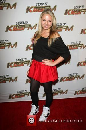 Alli Simpson  KIIS FM's 2011 Wango Tango Concert 	 held at the Staples Center - Arrivals Los Angeles, California...