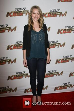 Bridgit Mendler KIIS FM's 2011 Wango Tango Concert - Arrivals held at the Staples Center Los Angeles, California - 14.05.11