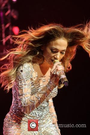 Jennifer Lopez KIIS FM's 2011 Wango Tango Concert - Show 	 Held at The Staples Center Los Angeles, California -...