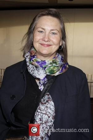 Cherry Jones Opening night of the Lincoln Center Broadway production of 'War Horse' at the Vivian Beaumont Theater - Inside...