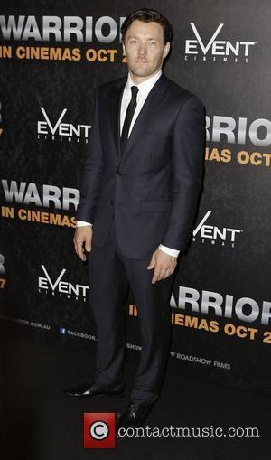 Joel Edgerton The Australian premiere of 'Warrior' held at Event Cinemas Sydney, Australia - 16.10.11