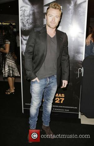 Ronan Keating The Australian premiere of 'Warrior' held at Event Cinemas Sydney, Australia - 16.10.11