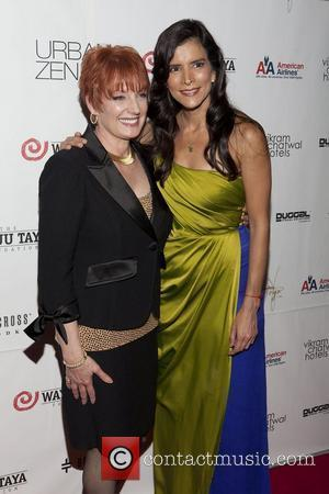Debbie Meyer and Patricia Velasquez  The 8th Wayuu Taya Foundation Gala held at Urban Zen at the Stephan Weiss...