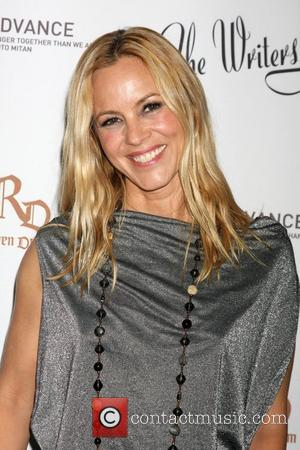 Maria Bello The We Advance fundraising event hosted by Maria Bello at The Writer's Room Los Angeles, California - 09.11.11