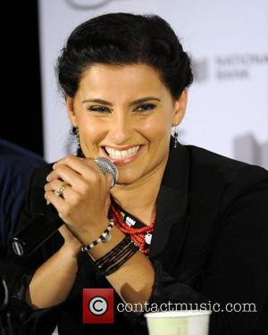 Nelly Furtado also announces she will be making a charitable donation of $1 million 'WE Day' at The Air Canada...