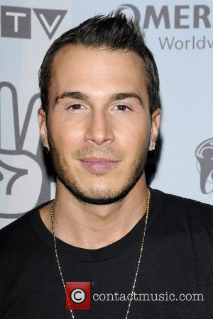 Shawn Desman  'WE Day' at The Air Canada Centre - press room.  Toronto, Canada - 27.09.11...
