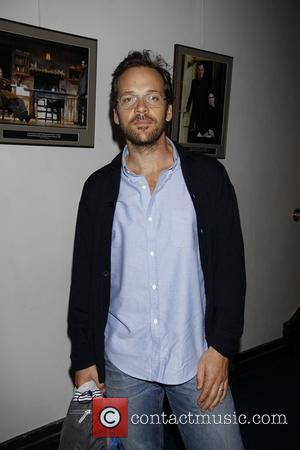 Peter Sarsgaard World Premiere of the Manhattan Theatre Club production of 'We Live Here' at the MTC Theatre, Stage 1...