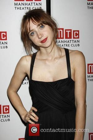 Zoe Kazan  After party for the World Premiere of the Manhattan Theatre Club production of 'We Live Here' held...