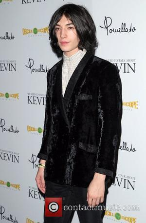 Ezra Miller  'We Need to Talk About Kevin' screening at the Sunshine Landmark  New York City, USA -...