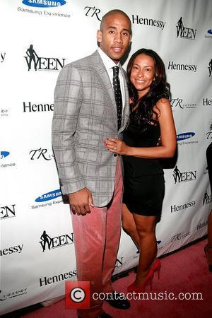 Valeisha Butterfield-Jones and Dahntay Jones The 3rd Annual WEEN Awards at Samsung Experience at the Time Warner Building - Arrivals...