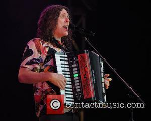 Weird Al Yankovic  performs at the Seminole Hard Rock Hotel and Casinos' Hard Rock Live  Hollywood, Florida -...