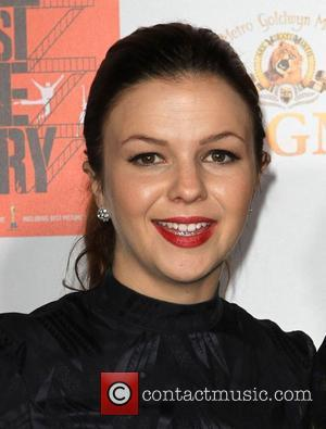 Amber Tamblyn 50th Anniversary Screening Of West Side Story In Celebration held at the Grauman's Chinese Theatre Hollywood, California -...