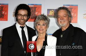 George Chakiris, Rita Moreno, Russ Tamblyn 50th Anniversary Screening Of West Side Story In Celebration held at the Grauman's Chinese...
